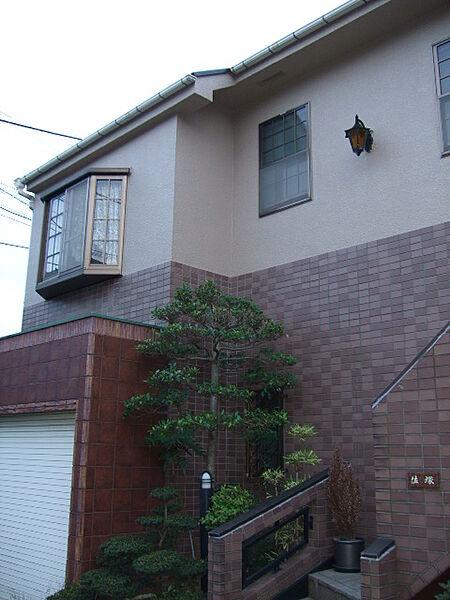 コーポレット羽根木[104号室]の外観