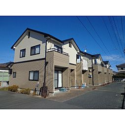 静岡県浜松市東区篠ケ瀬町の賃貸アパートの外観