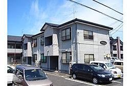 新潟県新潟市東区上木戸2丁目の賃貸アパートの外観