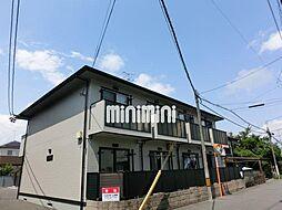 静岡県静岡市葵区柳町の賃貸アパートの外観