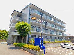 福岡県北九州市小倉南区湯川新町4丁目の賃貸マンションの外観