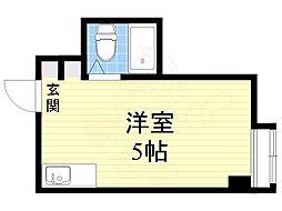 九条駅 2.3万円