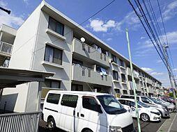 千葉県松戸市南花島4丁目の賃貸アパートの外観
