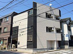 福岡県福岡市博多区竹下4丁目の賃貸アパートの外観