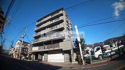 大阪府東大阪市東山町の賃貸マンションの外観