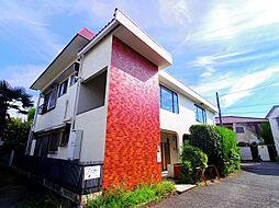 東京都練馬区三原台2丁目の賃貸アパートの外観