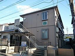 ボナール・ドエル[2階]の外観