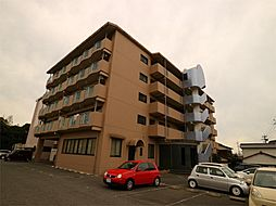 福岡県北九州市八幡西区香月西4丁目の賃貸マンションの外観