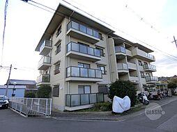 尾勝山ハイツ[3階]の外観