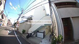 大阪府堺市堺区賑町3丁の賃貸アパートの外観