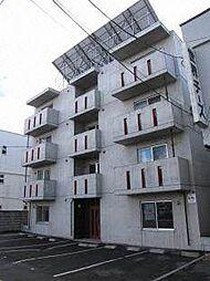 クラリス二十四軒[1階]の外観