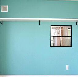 〜キャットウォークプラン例〜飾り窓・棚設置、壁紙貼替(同一タイプ)工事費30万(価格に含みません)