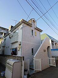 白鳳レジデンス恋ヶ窪[1階]の外観