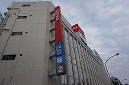 CASAR武蔵新城[1階]の外観