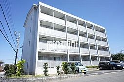 愛知県長久手市長配2丁目の賃貸マンションの外観