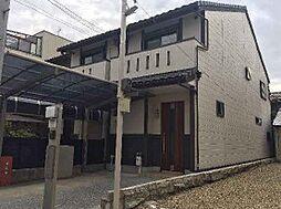 [一戸建] 京都府京都市中京区瓦師町 の賃貸【/】の外観