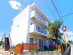 埼玉県所沢市東狭山ケ丘4丁目の賃貸マンションの外観