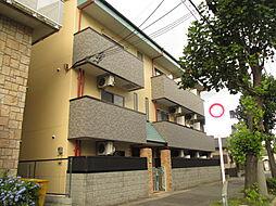 プラーフ岡本[3階]の外観
