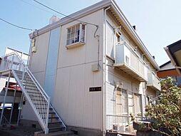神奈川県横浜市泉区和泉中央北3丁目の賃貸アパートの外観