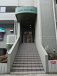 グリーンコート毘沙門[5階]の外観