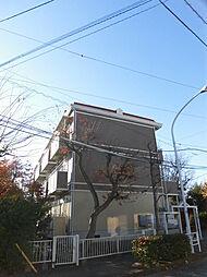 コーポ大ヶ谷戸[3-B号室]の外観