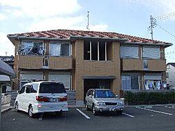 ラカーサフェリス A棟[2階]の外観