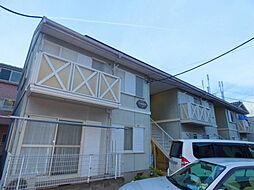 コーポ澤田B棟[2階]の外観