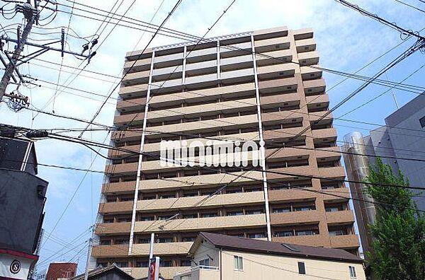 プレサンス名古屋STATIONビジュ[11階]の外観