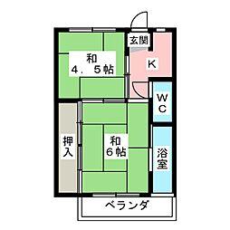 木曽川駅 2.1万円