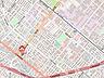 地図,2LDK,面積43.15m2,賃料3.9万円,札幌市営東西線 宮の沢駅 徒歩13分,JR函館本線 発寒駅 徒歩15分,北海道札幌市西区宮の沢一条5丁目23番48号