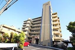 岡山県岡山市北区大元2丁目の賃貸マンションの外観