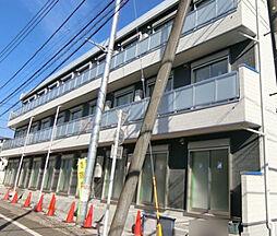 東京都国分寺市東恋ヶ窪2丁目の賃貸マンションの外観
