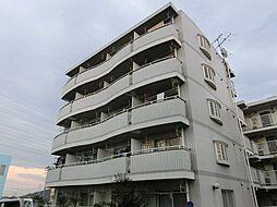 エトワール21船穂マンションA[1階]の外観