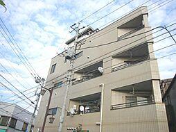 ソレイユ吉田[202号室]の外観