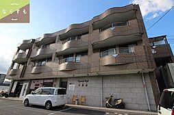 奈良県橿原市石川町の賃貸マンションの外観