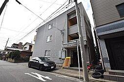 愛知県名古屋市中川区外新町3丁目の賃貸マンションの外観