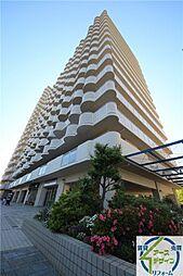 サバービアシティ21[7階]の外観