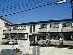 愛知県名古屋市名東区社が丘4の賃貸アパートの外観