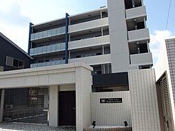 愛知県岡崎市菅生町字深沢の賃貸マンションの外観
