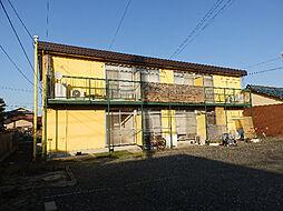 コーポサン[2階]の外観