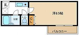 羽倉崎駅 3.1万円