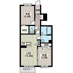 S374[1階]の間取り