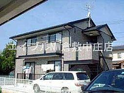 岡山県倉敷市大内丁目なしの賃貸アパートの外観
