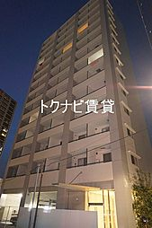 東京都町田市原町田3丁目の賃貸マンションの外観