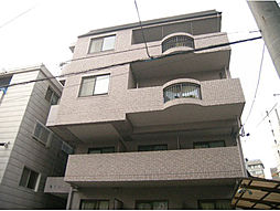 広島県広島市西区天満町の賃貸マンションの外観