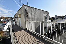 大倉山ハイツC棟[1階]の外観