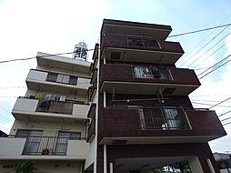 御蔵山マンション[3階]の外観
