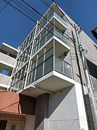 神奈川県川崎市麻生区万福寺1丁目の賃貸マンションの外観