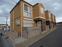 [テラスハウス] 兵庫県姫路市飾磨区今在家6丁目 の賃貸【/】の外観
