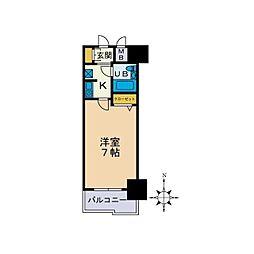 ライオンズマンション海老名第3[3階]の間取り